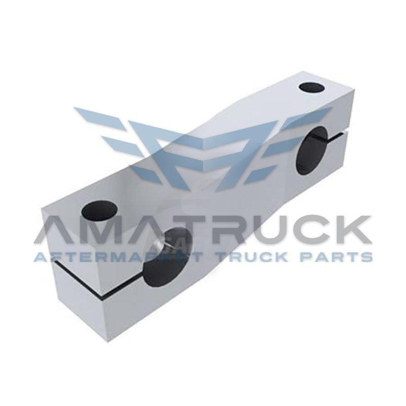 Albardon De Aluminio Curvo