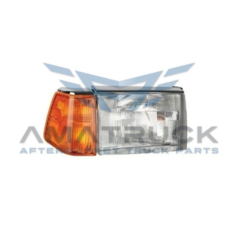 Faro Depo Volvo C/Cuarto Ambar 88-97 L