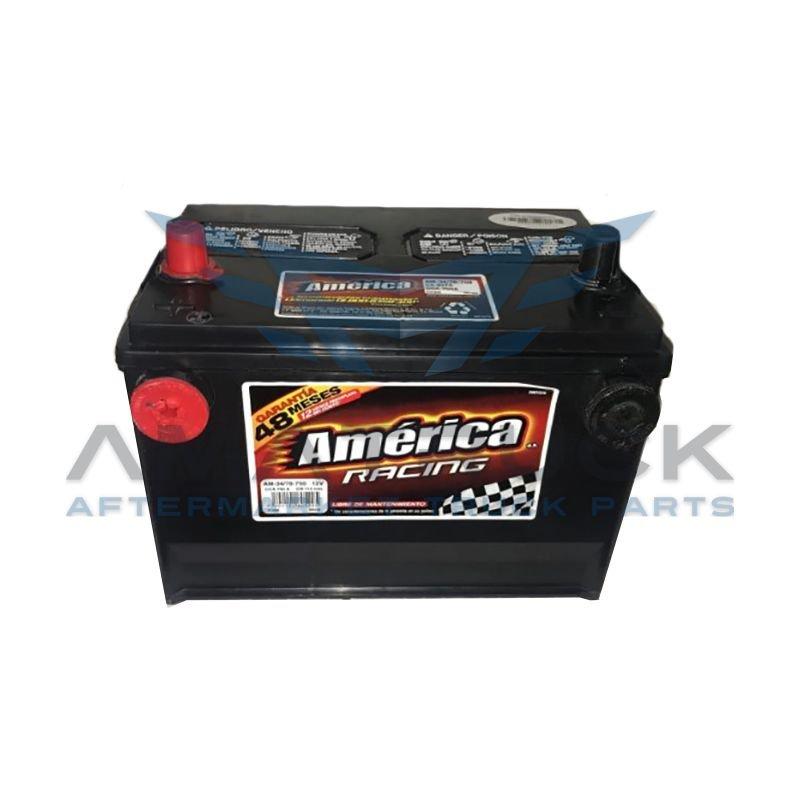 Acumulador America 750 A