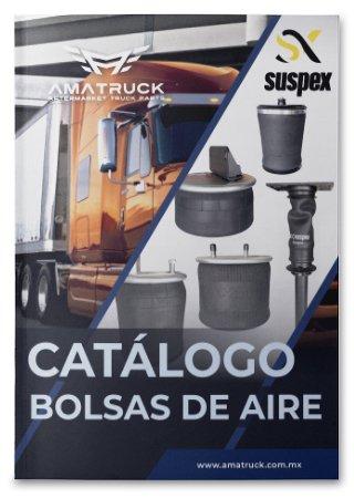 Catalogo Bolsas de Aire SUSPEX